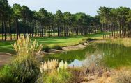 The Aroeira 1 Golf Course's scenic course in sensational Lisbon.