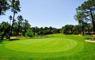 View Aroeira 1 Golf Course's scenic golf course within amazing Lisbon.