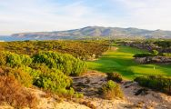 The Oitavos Dunes Golf Course's scenic golf course situated in marvelous Lisbon.