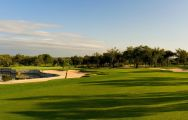 The Riba Golfe 1 's beautiful golf course in striking Lisbon.