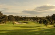 View Riba Golfe 1 's scenic golf course within amazing Lisbon.