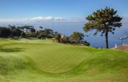 View Palheiro Golf's impressive golf course within incredible Madeira.
