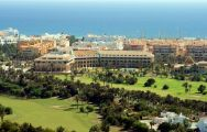 View Almerimar Golf Club's impressive golf course situated in incredible Costa Almeria.