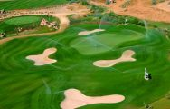 View Desert Springs Golf Club's picturesque golf course within dazzling Costa Almeria.