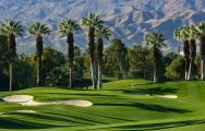 The Desert Springs Golf Club's beautiful golf course situated in faultless Costa Almeria.