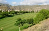 View La Envia Golf's impressive golf course in dazzling Costa Almeria.