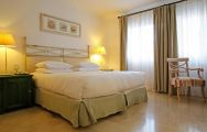 The Las Lomas Village Apartments' lovely double bedroom in stunning Costa Blanca.