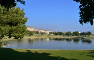 The Bonalba Golf Course's beautiful golf course situated in spectacular Costa Blanca.