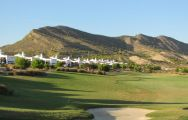 The El Valle Golf Course's lovely golf course within dramatic Costa Blanca.