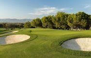View La Finca Golf Club's beautiful golf course situated in amazing Costa Blanca.