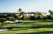 The La Finca Golf Club's scenic golf course in fantastic Costa Blanca.