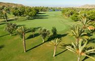 View La Manga Golf Club, North Course's lovely golf course situated in brilliant Costa Blanca.