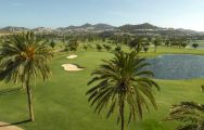 The La Manga Golf Club, South Course's lovely golf course in stunning Costa Blanca.