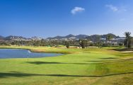 The La Manga Golf Club, South Course's picturesque golf course situated in incredible Costa Blanca.
