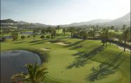 The La Manga Golf Club, West Course's impressive golf course within astounding Costa Blanca.