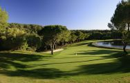 The Las Ramblas Golf Course's breathtaking golf course situated in breathtaking Costa Blanca.