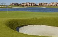 View Mar Menor Golf Course's lovely golf course situated in brilliant Costa Blanca.