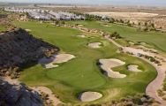 The Mar Menor Golf Course's beautiful golf course in amazing Costa Blanca.
