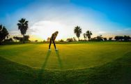 The Roda Golf Course's picturesque golf course situated in stunning Costa Blanca.