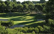 View Villamartin Golf Course's impressive golf course situated in dazzling Costa Blanca.