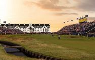 Carnoustie Golf Links includes some of the preferred golf course near Scotland