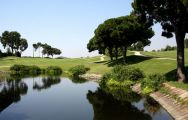 View Llavaneras Golf Club's lovely golf course in astounding Costa Brava.