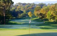 View PGA Catalunya Stadium Course's challenging 7th hole