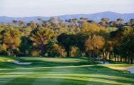 The PGA Catalunya Stadium Course's lovely 10th hole