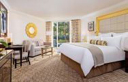 The Trump National Doral Miami's impressive double bedroom situated in fantastic Florida.