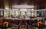 View Trump National Doral Miami's picturesque bar area situated in incredible Florida.
