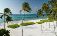 The Westin Puntacana Resort  Club's lovely beach situated in staggering Dominican Republic.