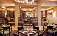 The Westin Hilton Head Island Resort  Spa's beautiful restaurant within faultless South Carolina.