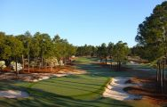 Pinehurst Resort's picturesque No. 2 golf course within astounding North Carolina.