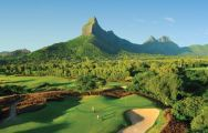Tamarina Golf  Spa Boutique Hotel's picturesque Tamarina golf course within gorgeous Mauritius.