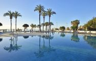 View Sol House Aloha Hotel's impressive main pool situated in brilliant Costa Del Sol.