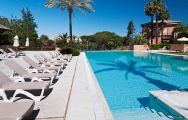 The Islantilla Golf Resort Hotel's impressive pool in faultless Costa de la Luz.
