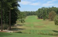 The Palmetto Golf Club's picturesque 5th hole situated in incredible South Carolina.