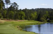 View Woodside Plantation Country Club's picturesque golf course within dazzling South Carolina.