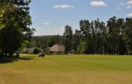 Woodside Plantation Country Club's beautiful golf course situated in amazing South Carolina.