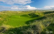 All The Machrihanish Dunes's impressive golf course within impressive Scotland.
