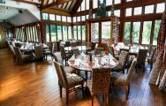 The Old Thorns Manor Hotel's scenic Kings Restaurant in sensational Hampshire.