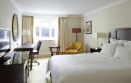 View Marriott Forest Of Arden's picturesque double bedroom within impressive West Midlands.