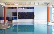 View Marriott Forest Of Arden's beautiful indoor pool within spectacular West Midlands.