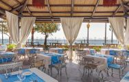 The IPV Beatriz Palace Hotel's impressive restaurant situated in sensational Costa Del Sol.