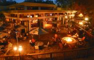 The Innisbrook, A Salamander Golf  Spa Resort's lovely outdoor seating in magnificent Florida.