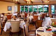 View Innisbrook, A Salamander Golf  Spa Resort's lovely restaurant in magnificent Florida.