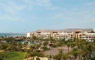 The Hotel Riu Palace Tikida Agadir's beautiful hotel within dazzling Morocco.