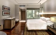 View Hilton Hua Hin Resort and Spa's lovely double bedroom situated in pleasing Hua Hin.