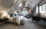 View Erinvale Estate Hotel  Spa's picturesque double bedroom within sensational South Africa.