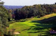 The Old Thorns's beautiful golf course situated in faultless Hampshire.